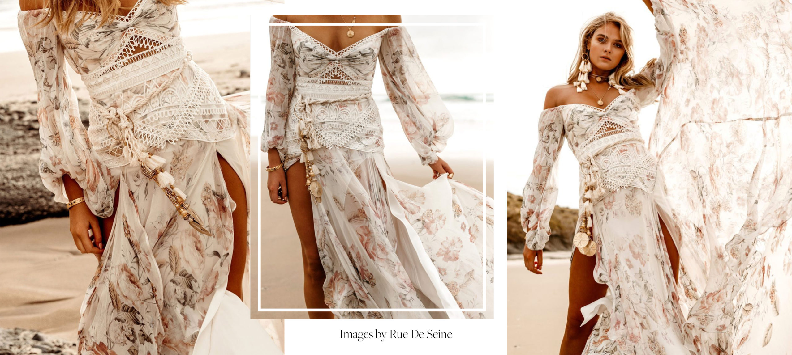 The Best Boho Wedding Dresses For The Bohemian Bride One Fine Day