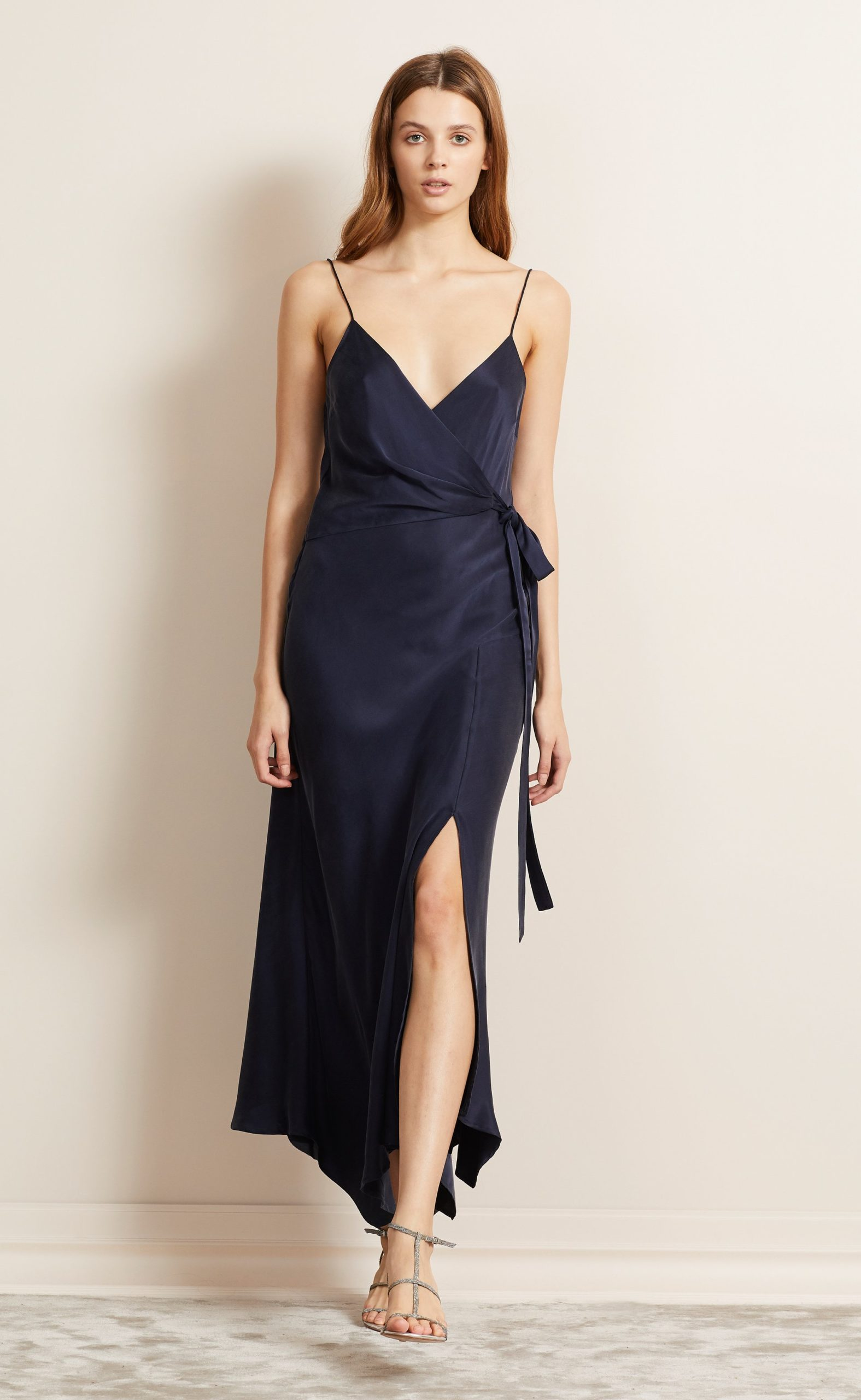 BecAndBridge_AllNight_LaceUp_Dress_Midnight