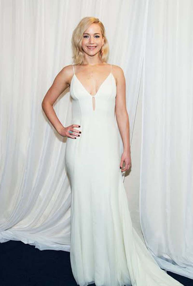 Jennifer Lawrence S Wedding Dress And All The Details Of Her Big Day,Outdoor Wedding Summer Wedding Guest Dresses 2018