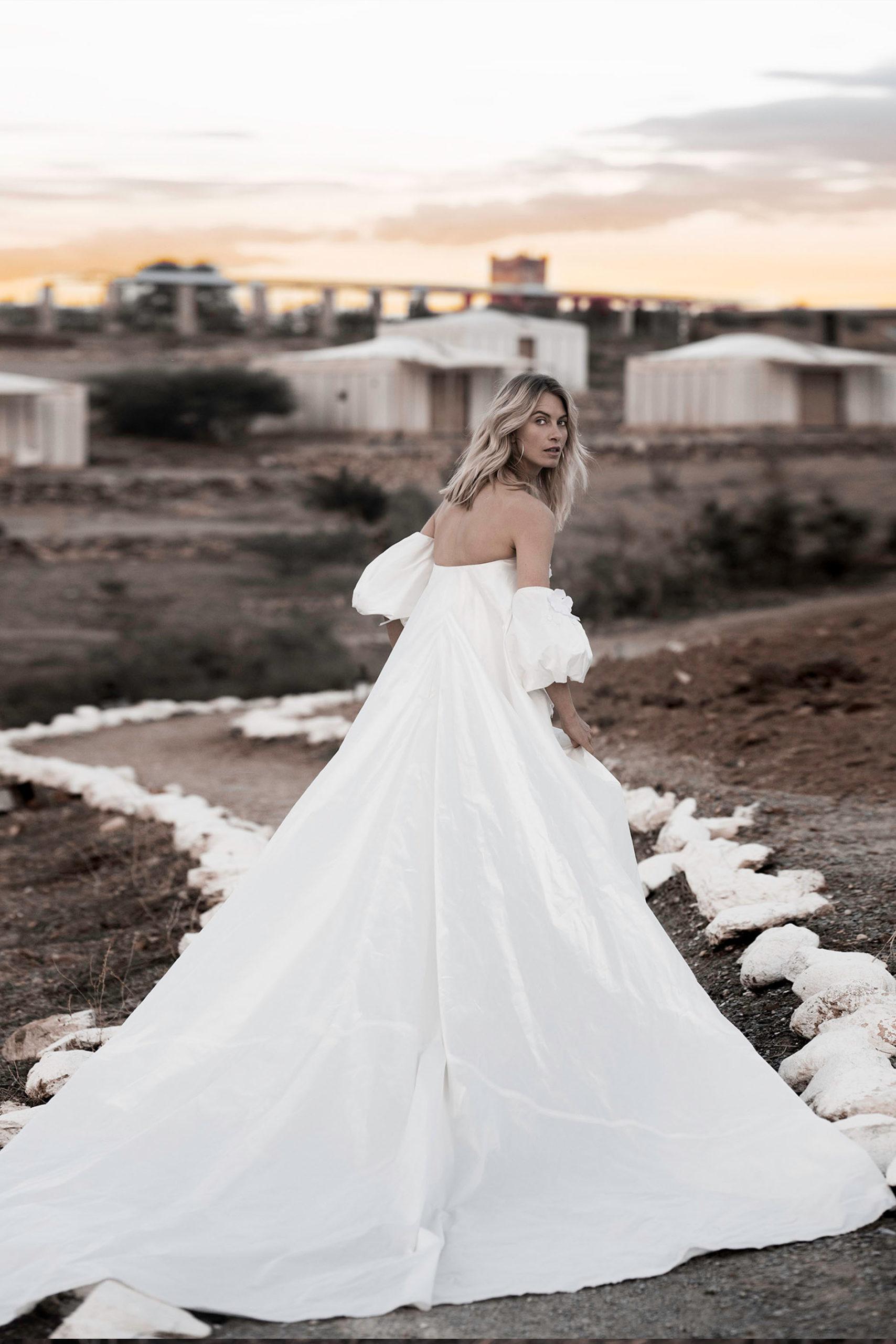 Atelier Edwin Oudshoorn wedding dress