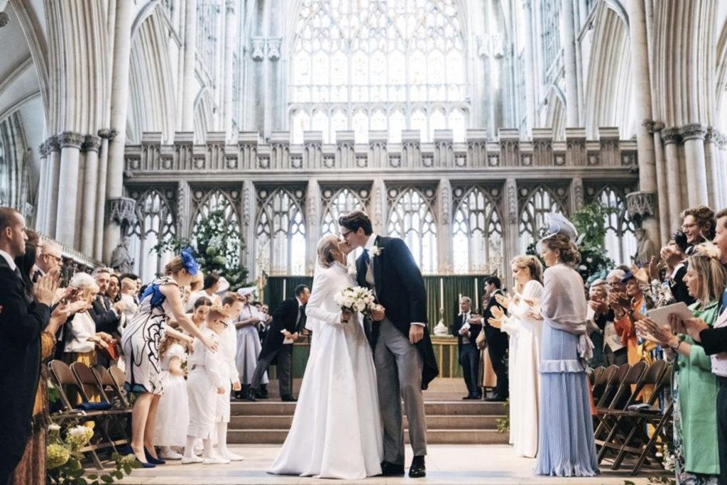 ellie goulding wedding day