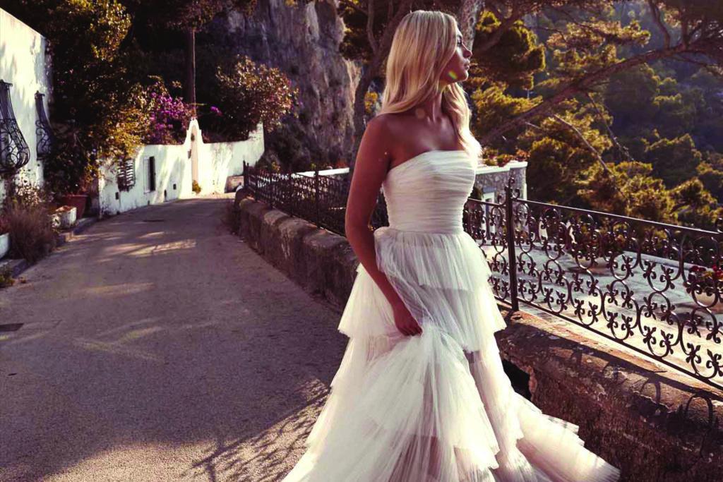 wedding dress trends 2019