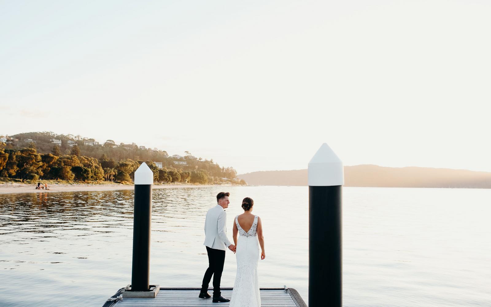 sydney wedding venue boathouse