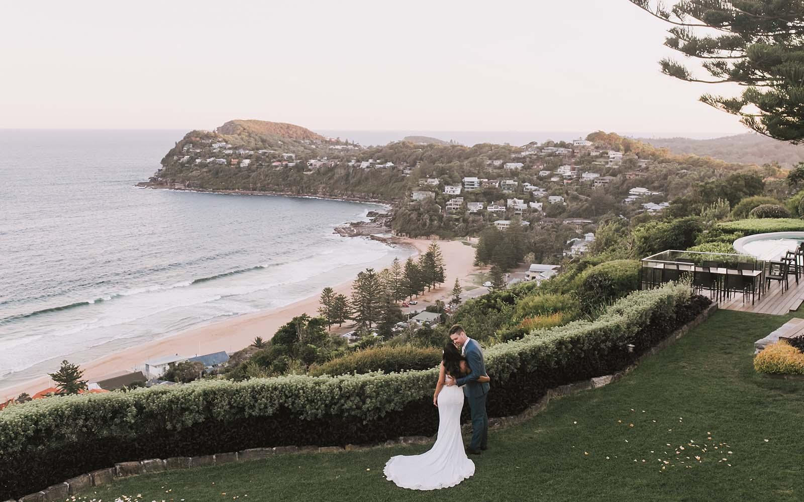 sydney ocean wedding venue