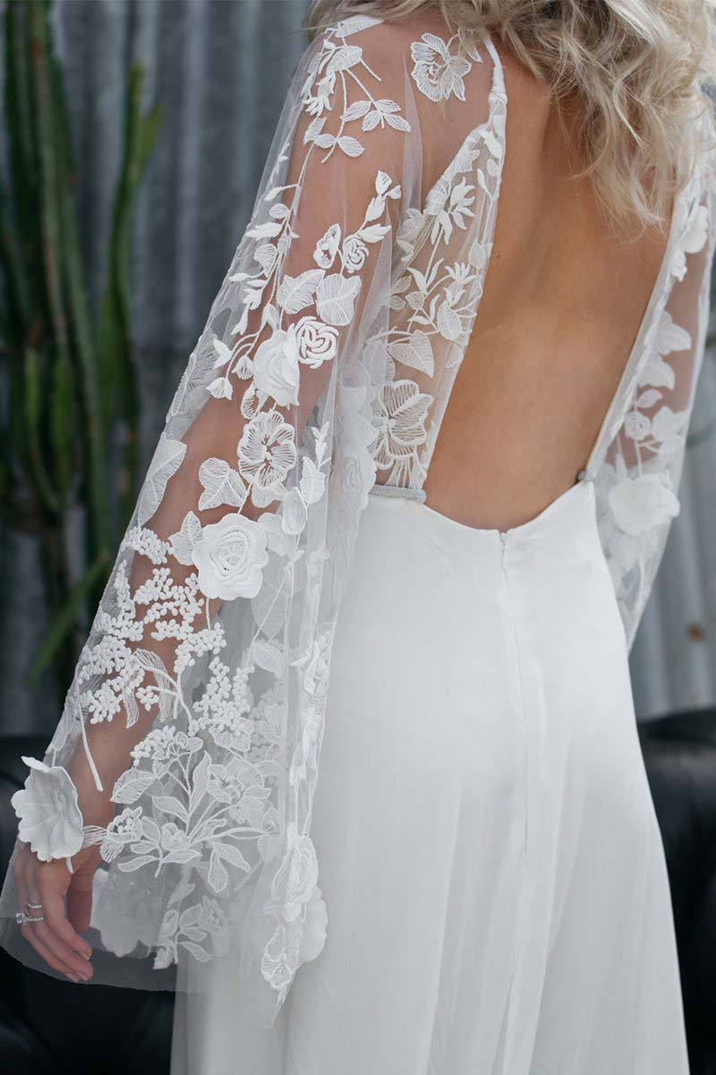backless-wedding-dress-with-sleeves