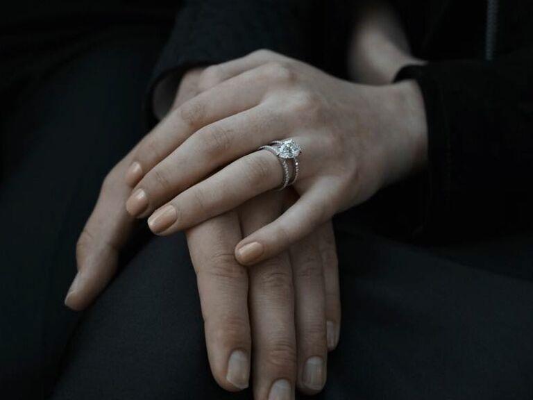 sophie turner engagement ring