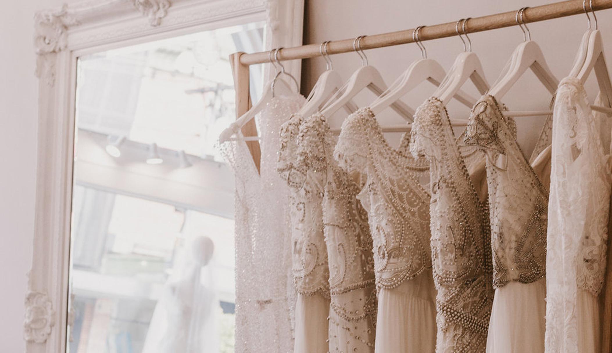 wedding dress store anna campbell