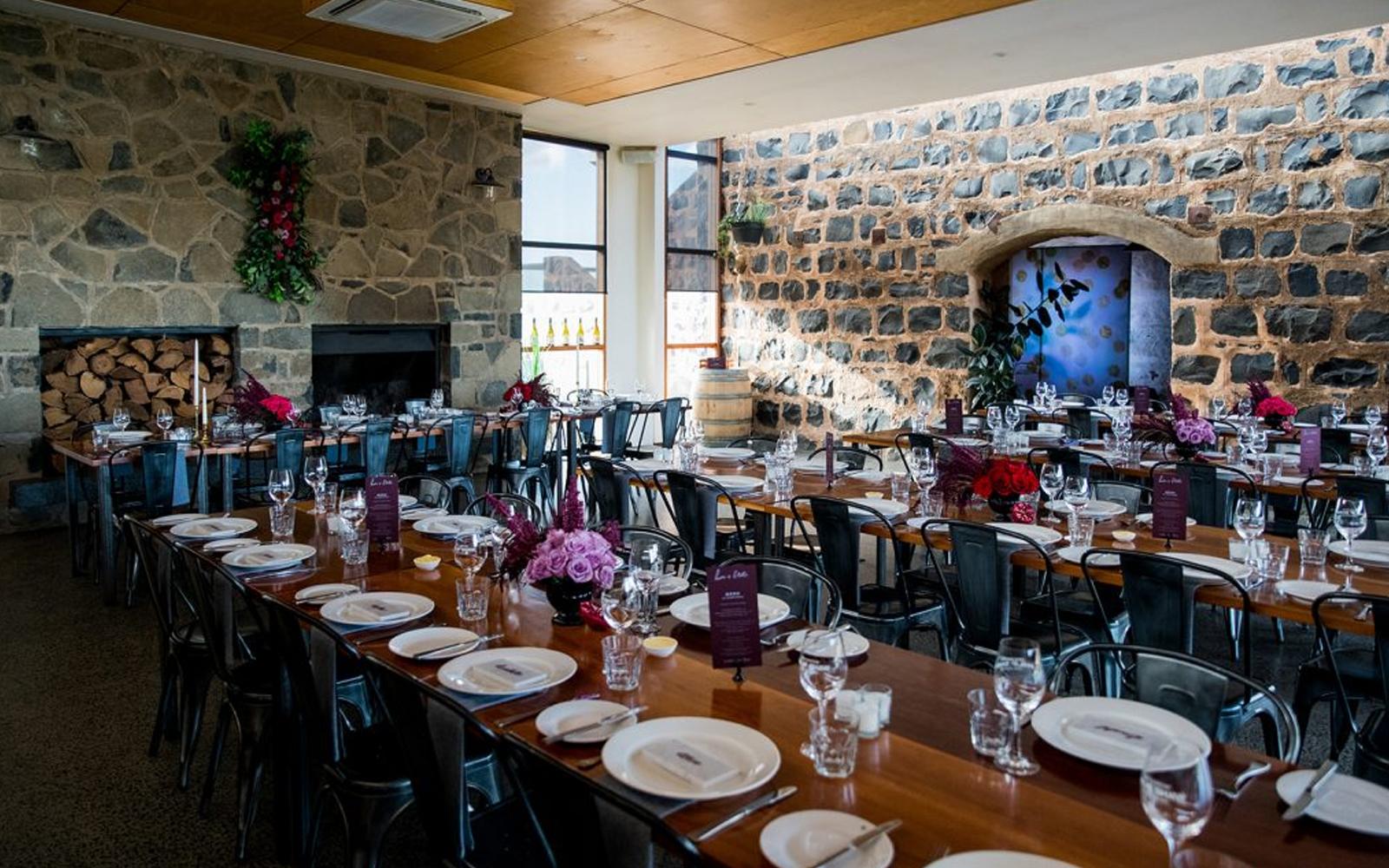 wine cellar wedding sydney
