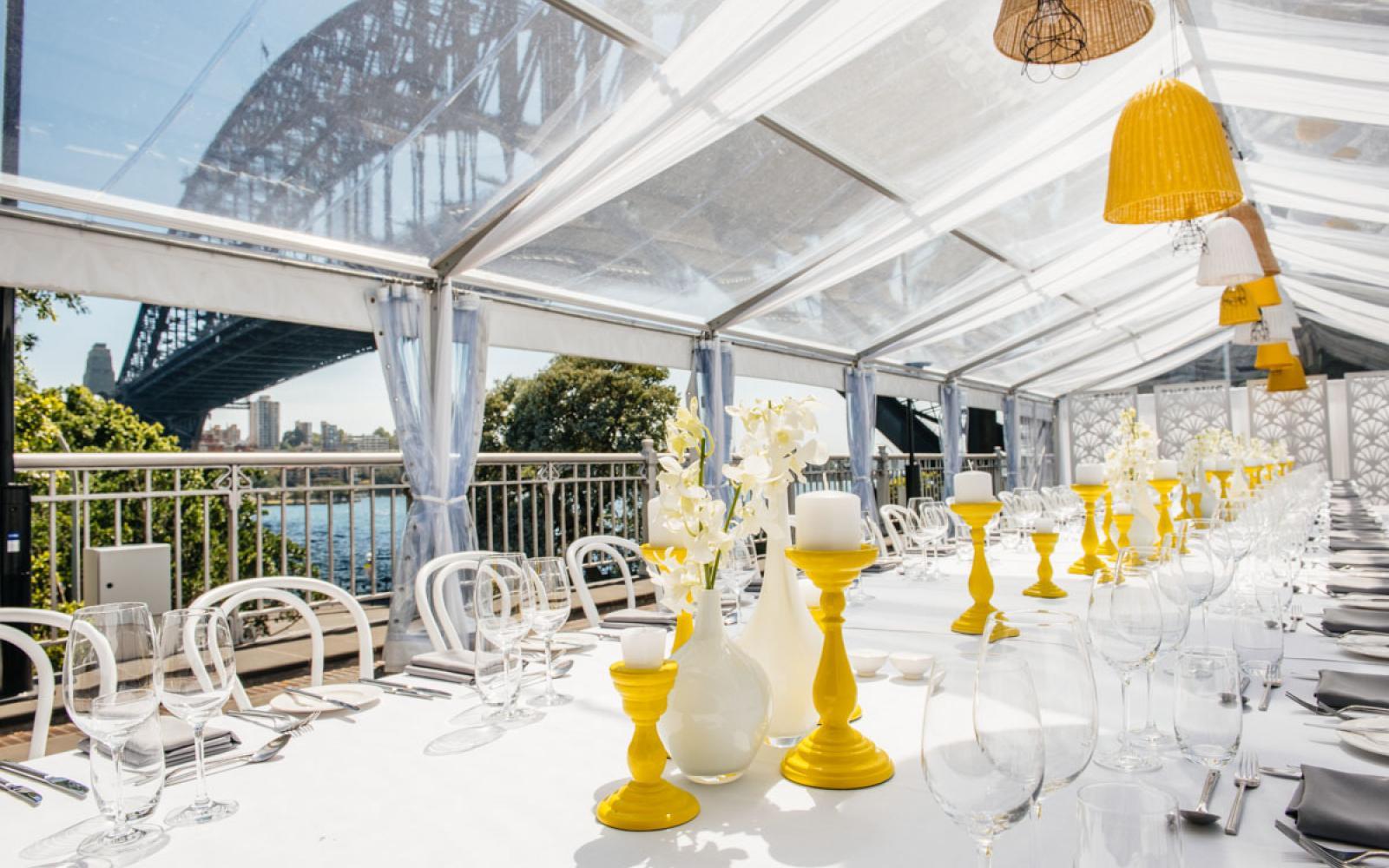 sydney harbour wedding venue