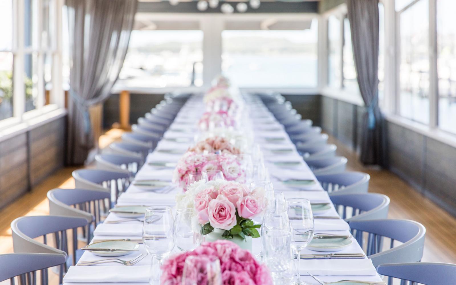 wedding venue rose bay