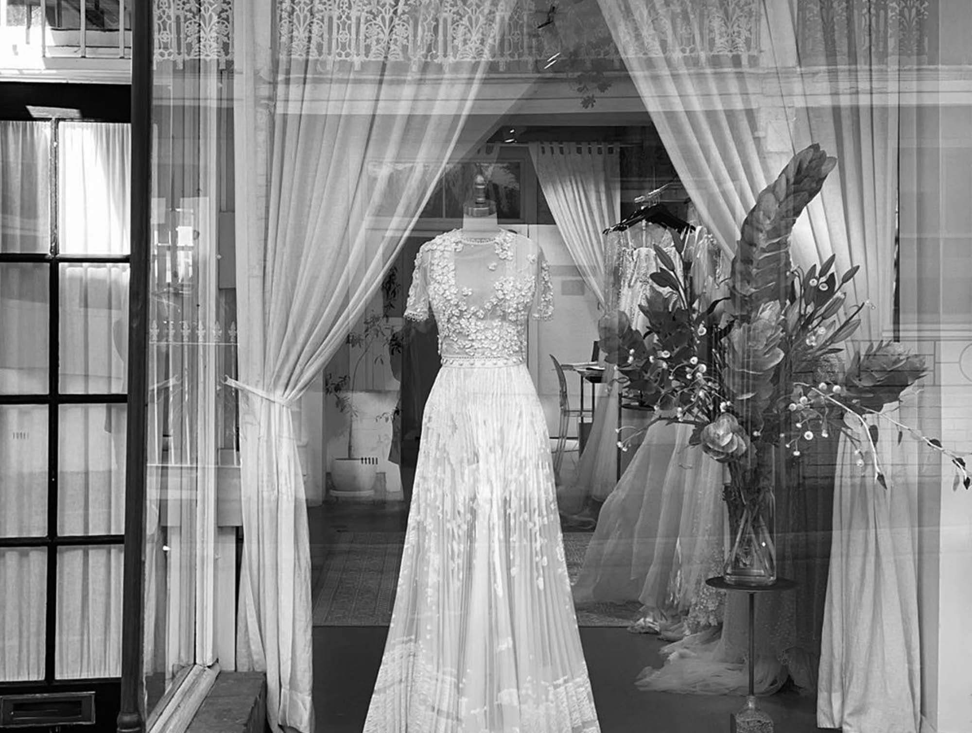 wedding dress shop sydney