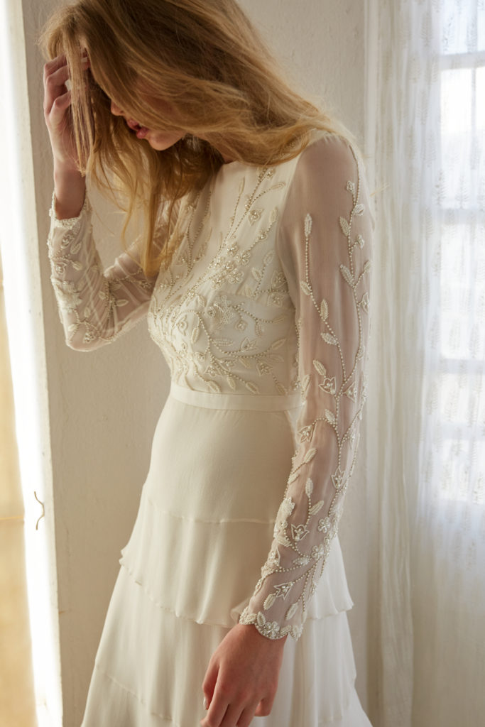 bo and luca wedding dress