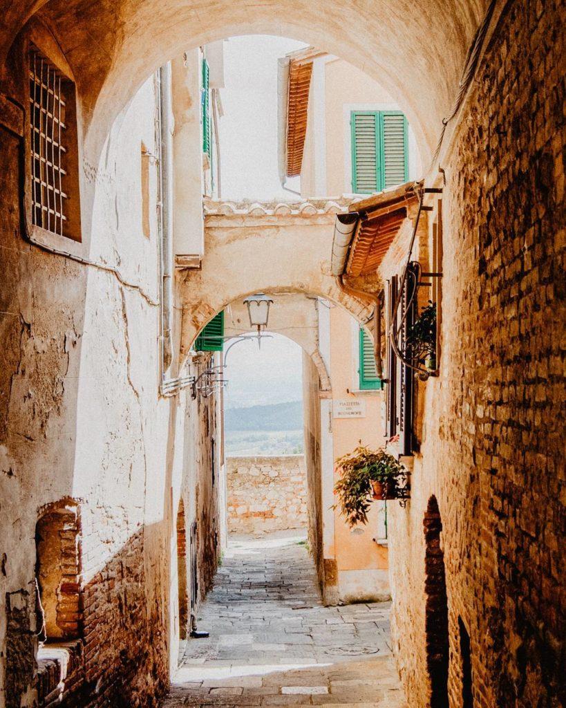 tuscan honeymoon