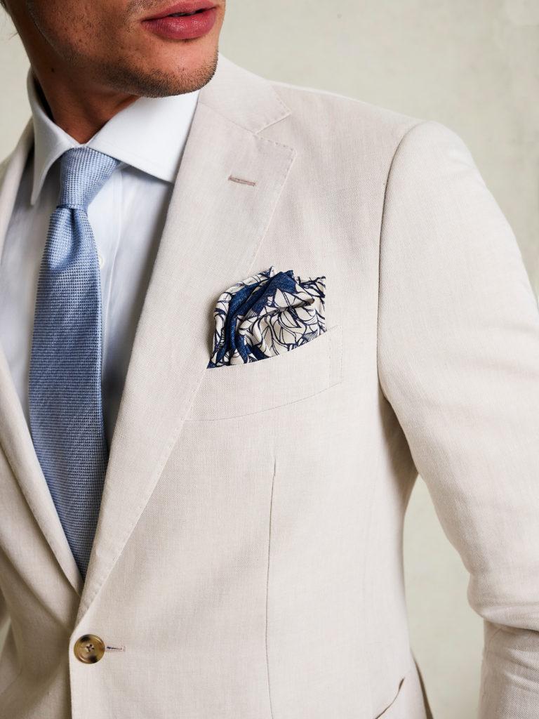 mj bale wedding suit