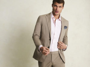 mj bale wedding suit