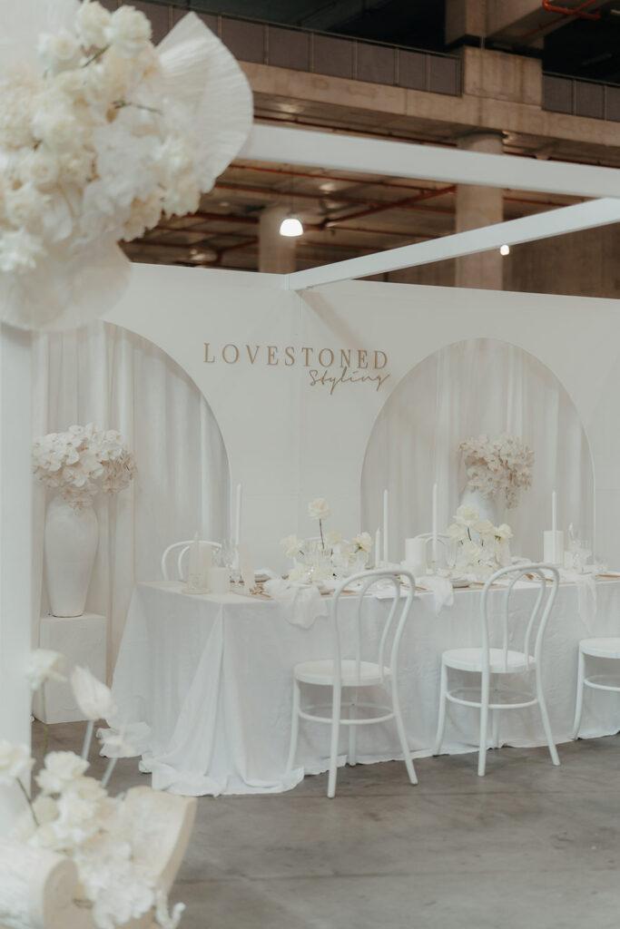 Wedding Expo - Wedding Catering Exhibit