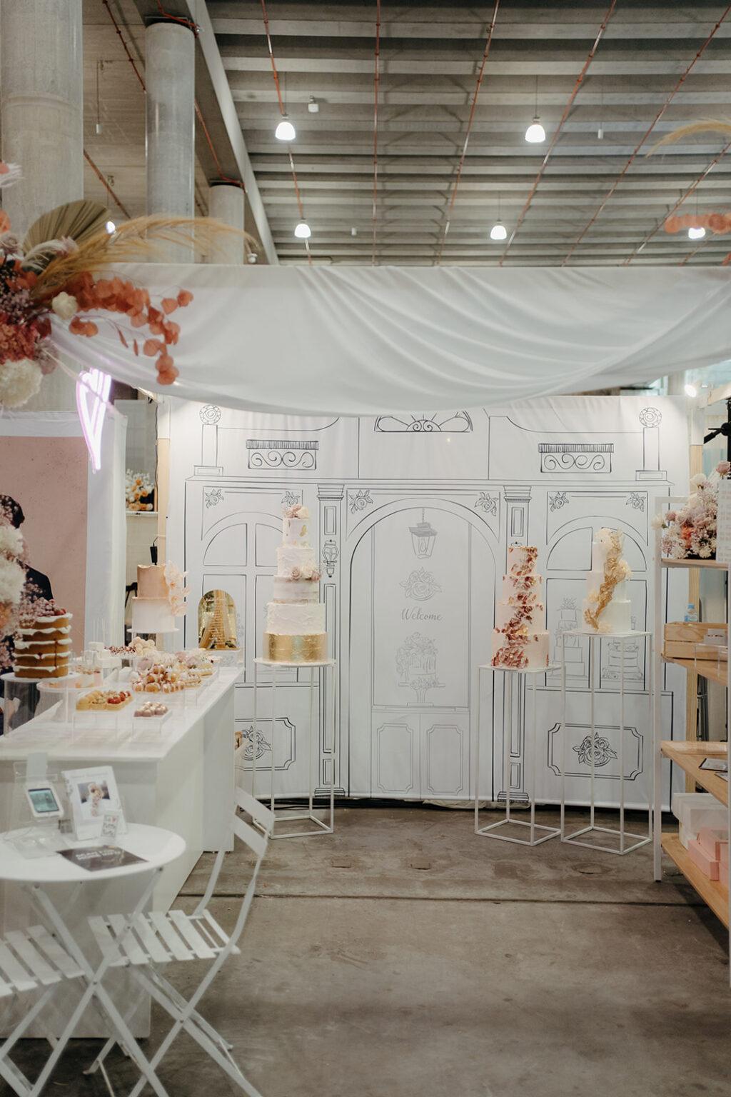 Wedding Expo - Wedding Cakes